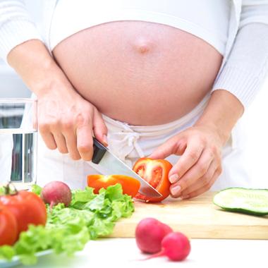 Nutrición – Embarazo